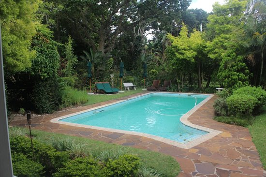 Hacklewood Hill Country House: Pool
