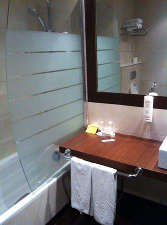 Hotel Abad San Antonio : Baño