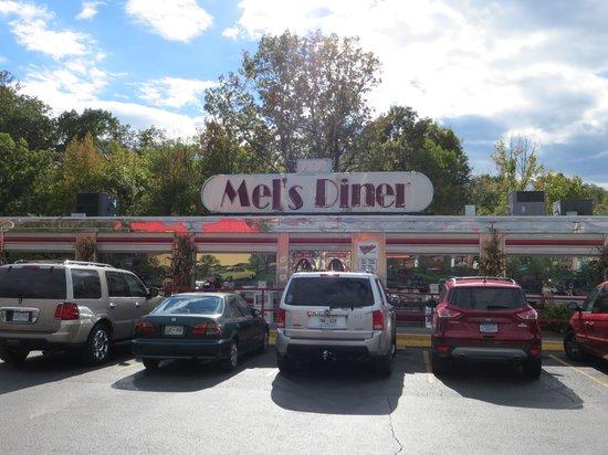 Mel's Classic Diner : Mel's Diner