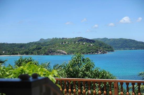 Bay View Villa: вид из нашего номера