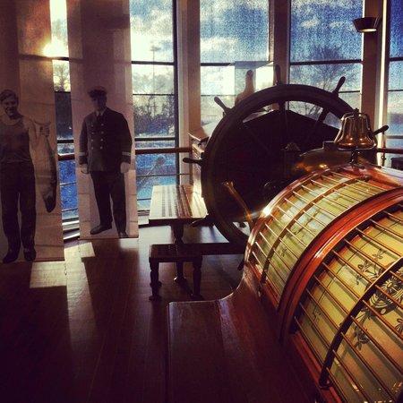 Åland Maritime Museum: в музее