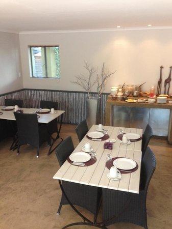Vondelhof Guesthouse: Frühstücksraum