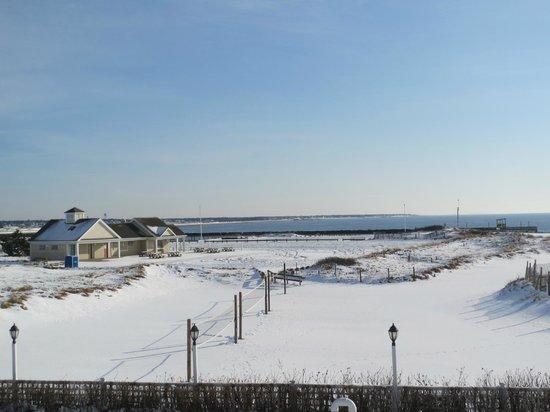Ocean Club On Smugglers' Beach : View