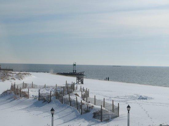 Ocean Club On Smugglers' Beach: View