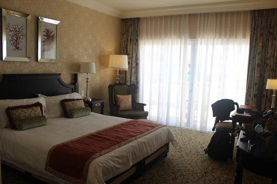 The Boardwalk Hotel: Bedroom