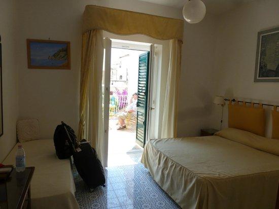 Hotel Villa delle Palme: Room #24