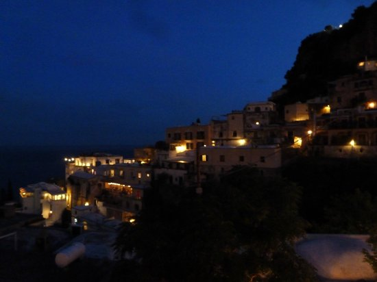 Hotel Villa delle Palme: View from terrace