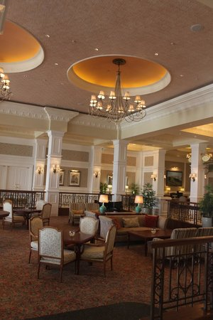 The Boardwalk Hotel: Reception Area