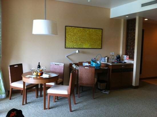 Shangri-La's Rasa Ria Resort & Spa: room 378