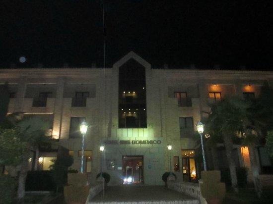 Hotel Cigarral Domenico : ENTRADA DEL HOTEL
