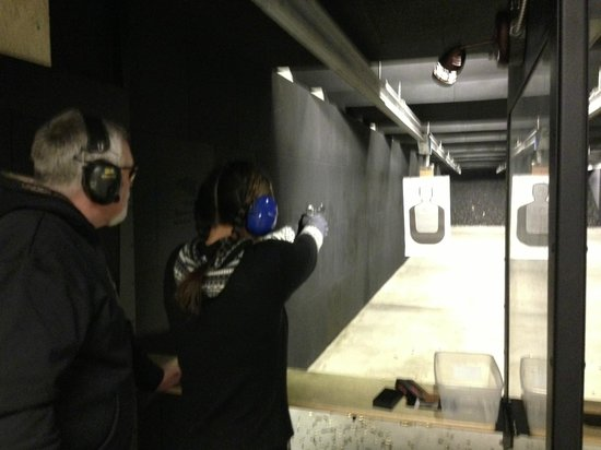 Park City Gun Club: 9 mm.