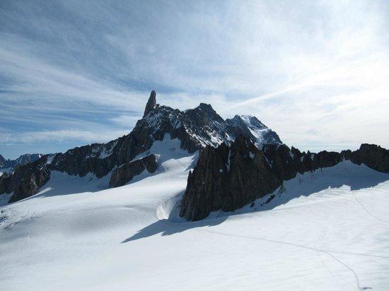 Panoramic Mont-Blanc gondola: фуникулер