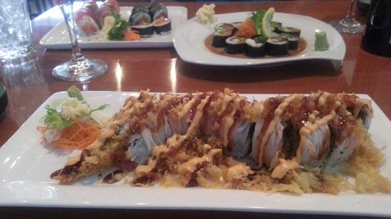 Best Thai Sushi Zephyrhills Restaurant Reviews Phone Number Photos Tripadvisor