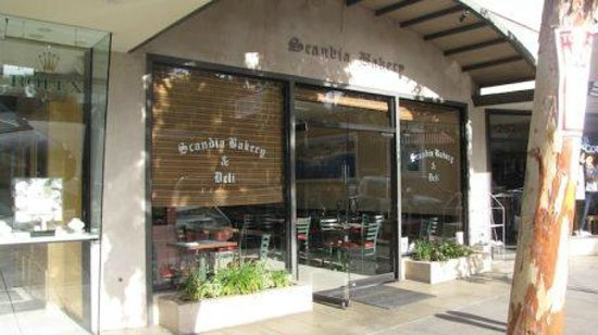 Scandia Bakery & Coffee Shop: front of bakery in Laguna