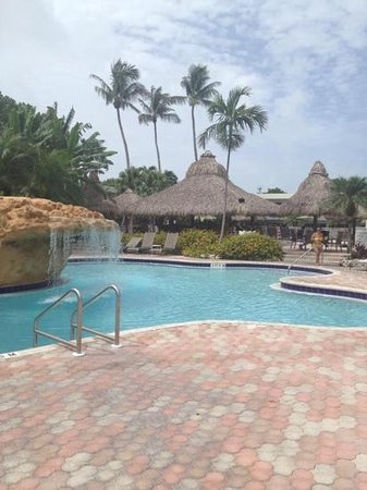 Holiday Inn Key Largo: pool view