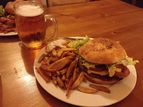 Texas Steakhouse : El Paso Burger