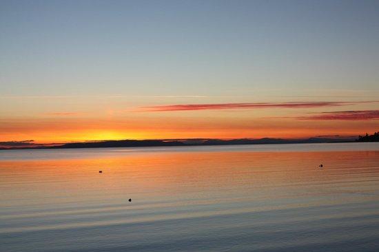 Birch Bay Get Away: Stunning sunsets!