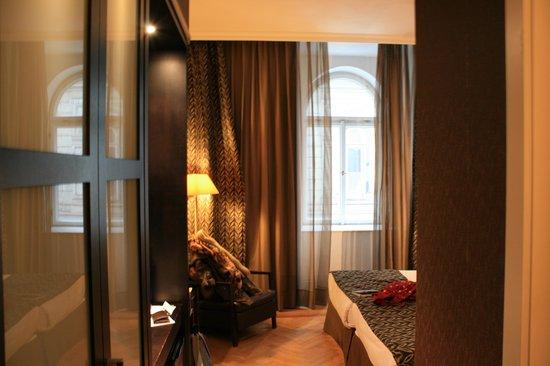 Eurostars Thalia Hotel : la chambre
