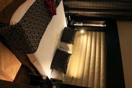 Eurostars Thalia Hotel: le lit