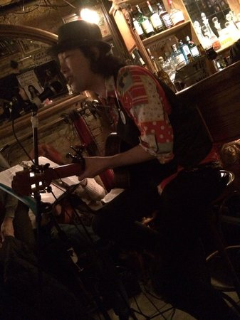 Anyway Cafe: Live music