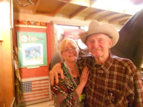 Jack Glover's Cowboy Museum: Me and Jack Glover 3/1/14