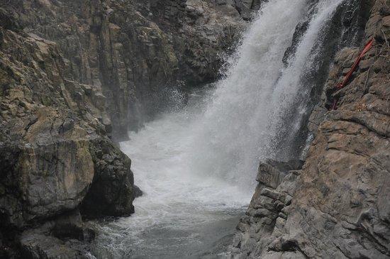 Hogenakkal Falls: Fall