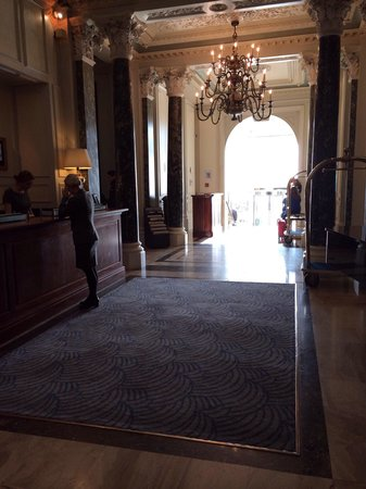 The Grand Brighton : The Grand Lobby & Reception