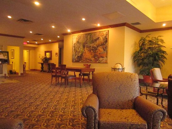 Varscona Hotel on Whyte: lobby