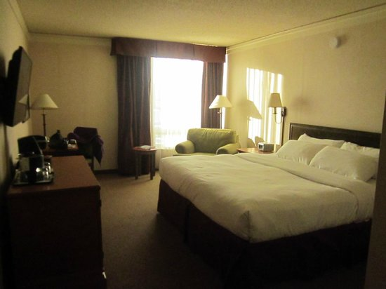 Varscona Hotel on Whyte: room 407