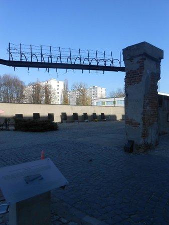 Pawiak Prison Museum: Pawiak