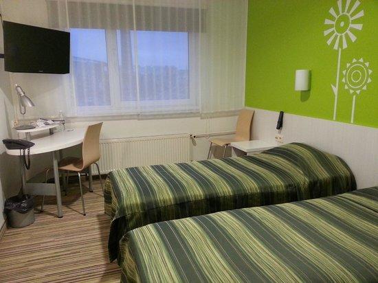Tallink Express Hotel: Room