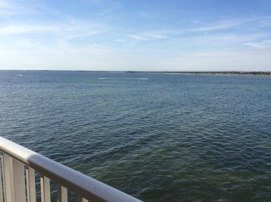 Sailport Waterfront Suites: Bay view from room 439