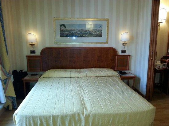 Hotel Regno : Bedroom