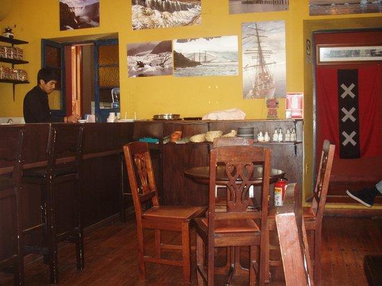 Cafe Bar de la Casa del Corregidor: Bar room