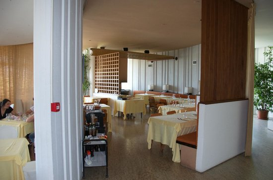 La Conchiglia: Ресторан