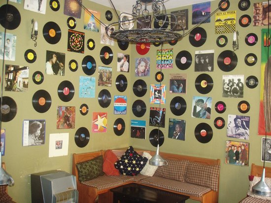 Cafe Bar de la Casa del Corregidor: Record Room