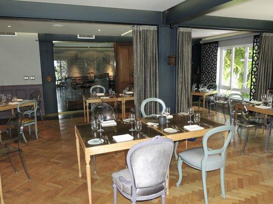 Makaron : Une autre vue du restaurant avec un bon air conditionné !