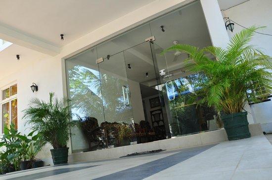 Nooit Gedacht Holiday Resort : Elevation