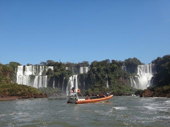 Macuco Safari : Cataratas de outro ângulo