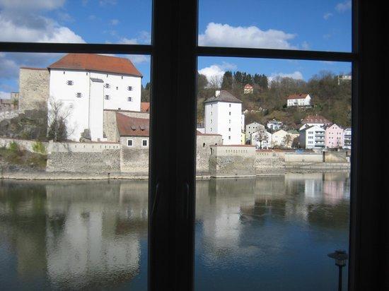 Altstadt-Hotel Passau: Blick aus dem Fenster