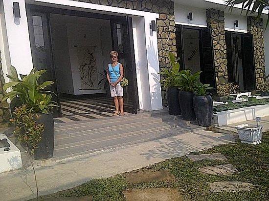 Goyavier Hotel : Entrance