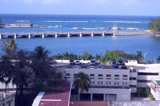 Hotel Miramar: Rooftop view