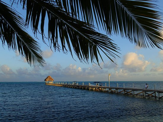 Pelican Reef Villas Resort: Beach view