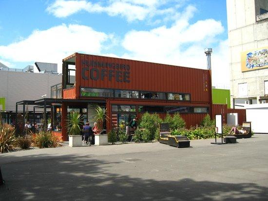Re:START: Hummingbird Coffee