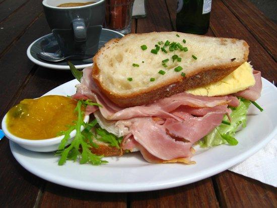 Re:START: Ham Sandwich