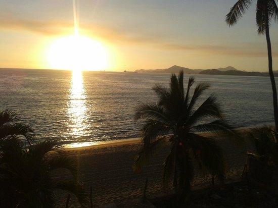 Hotelito Escondido Manzanillo: atardecer1