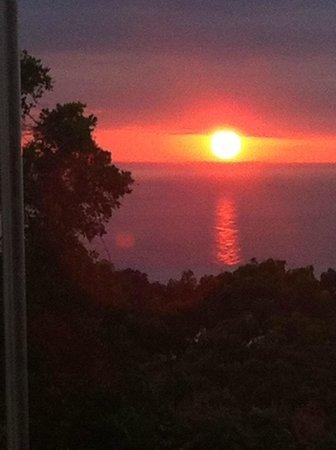 Shafston Greathouse : Sonnenuntergang