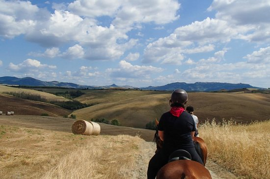 La Fiaba : Day ride in Tuscany