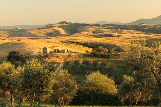 La Fiaba : Tuscan countryside - great riding