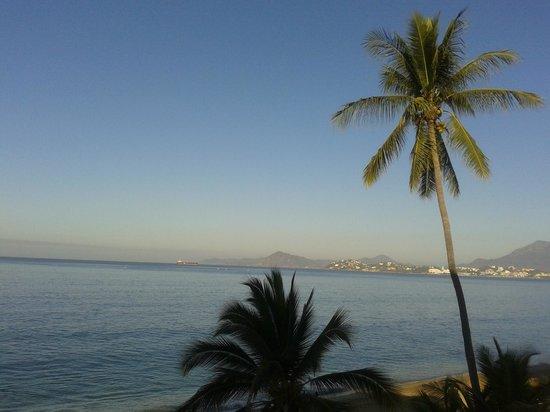 Hotelito Escondido Manzanillo: playa